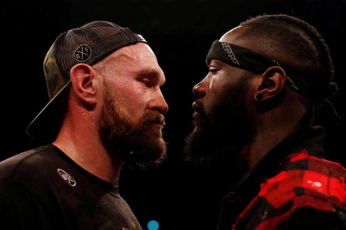 Wilder vs Fury free streaming