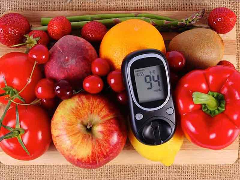Naturals diabetics control food