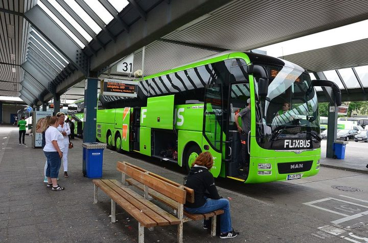 Bus Charter Germany