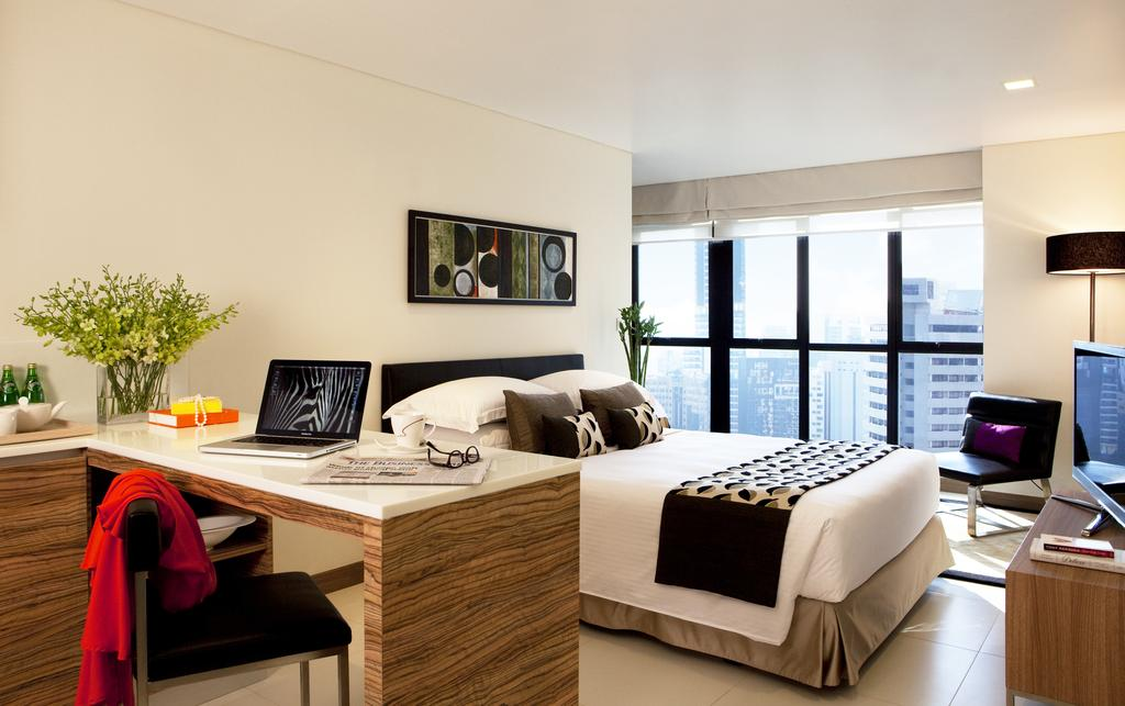 serviced apartment in singapore