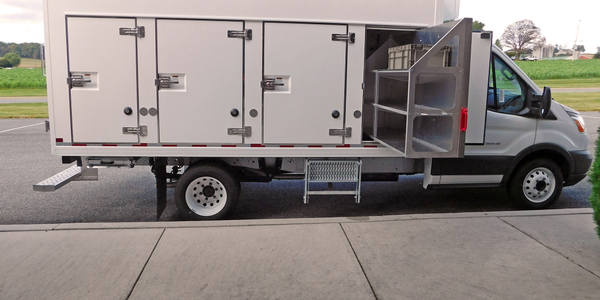 refrigerated couriers