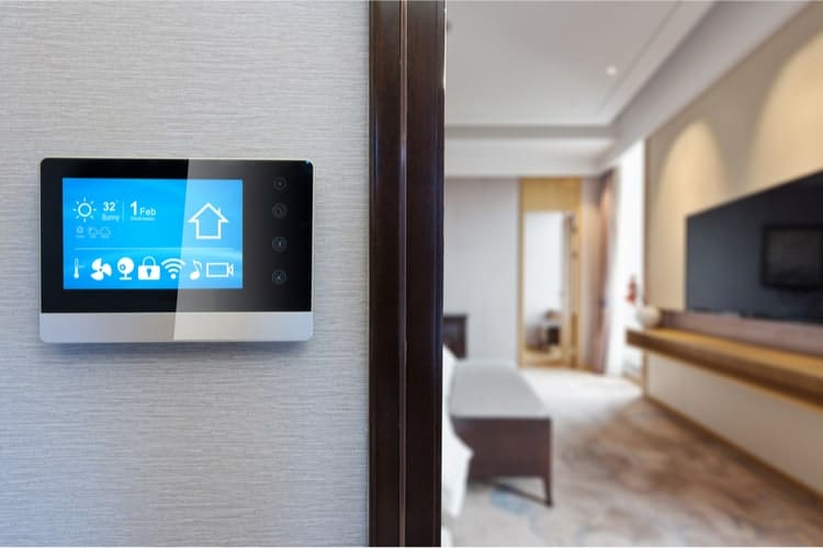smart home control system