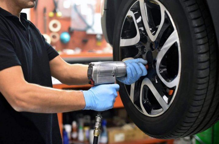 car tyre repair