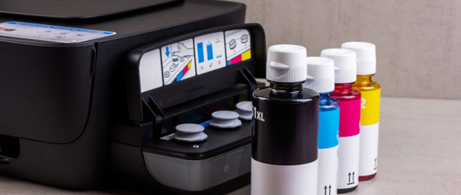 Ink Tank Printer in India